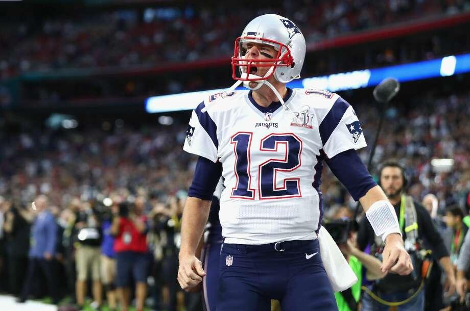 Odds to win MVPTom Brady, Patriots: 6/5Nick Foles, Eagles: 15/2Rob Gronkowski, Patriots: 19/1Dion Lewis, Patriots: 24/1Alshon Jeffery, Eagles: 28/1Jay Ajayi, Eagles: 32/1Danny Amendola, Patriots: 32/1Zach Ertz, Eagles: 35/1Nelson Agholor, Patriots: 40/1LeGarrette Blount, Eagles: 40/1Brandin Cooks, Patriots: 40/1Any defensive player: 8/1FIELD: 30/1 Photo: Al Bello/Getty Images