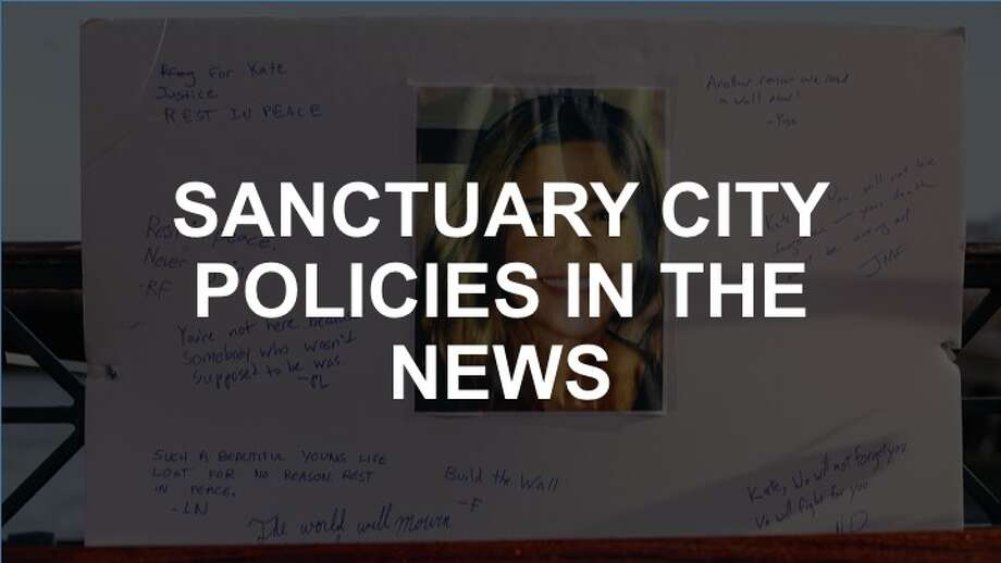 Click through the slideshow to see when sanctuary cities' policies have made it in the news. Photo: Peter Prato, San Francisco Chronicle