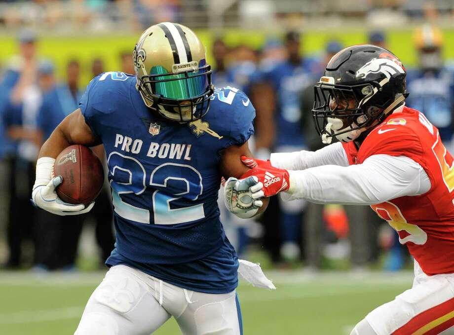 cheap for discount 37bdc e4407 AFC wins sloppy Pro Bowl - San Antonio Express-News