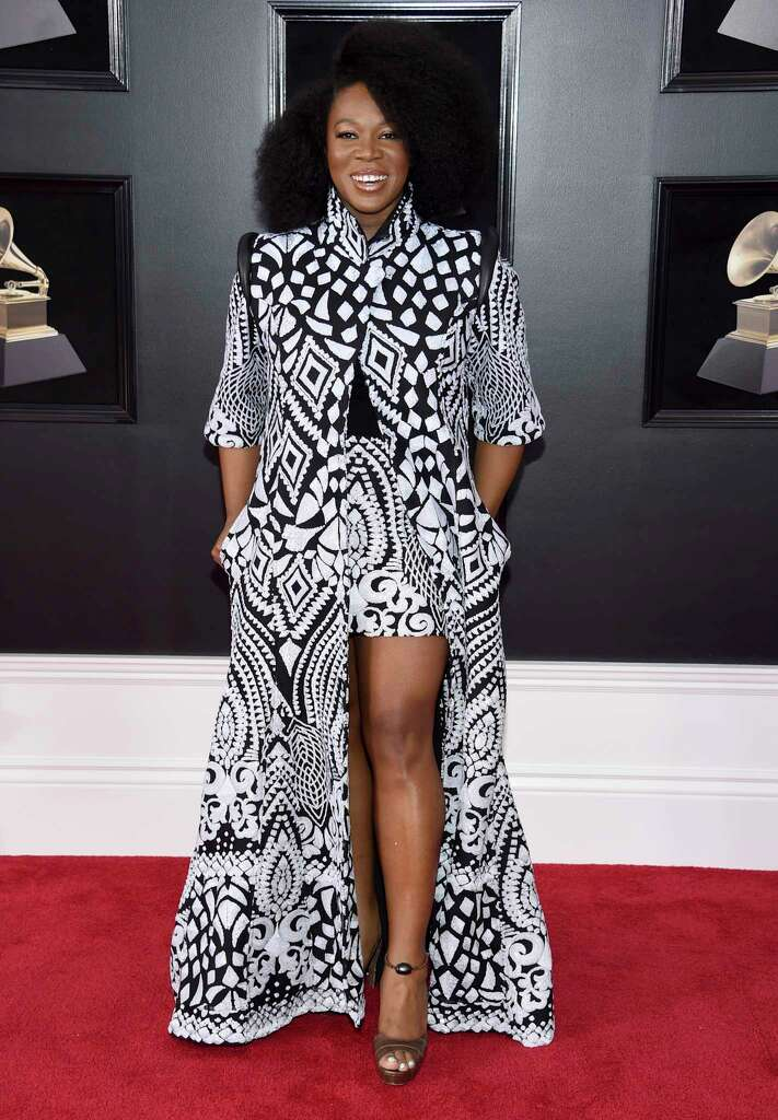 BEST: Nice to see India Arie on the red carpet.  Photo: Evan Agostini, INVL / 2018 Invision