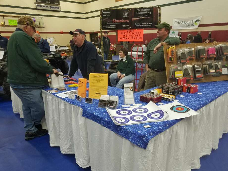 The 13th annual Call of the Wild fundraiser for the Greater Midland North Family Center, 2601 E. Shearer Road in Mills Township, features hunting and fishing vendors, children's activities, dinner, silent auctions and demonstrations. Photo: Tereasa Nims / For The Daily News