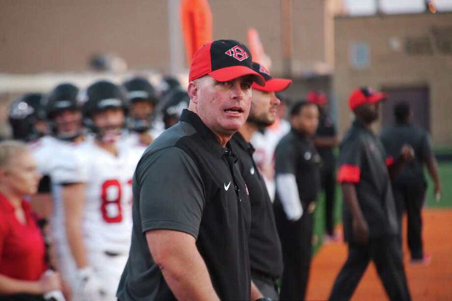 Clear Brook football coach Mike Allison is expected to be approved Wednesday at the next head football coach at Pearland Dawson High School. Photo: Kirk Sides / © 2017 Kirk Sides / Houston Chronicle