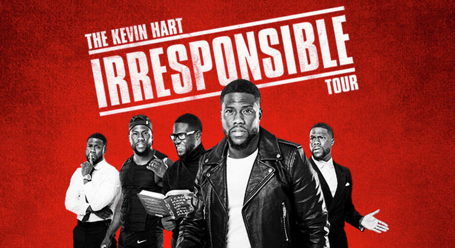 Kevin Hart has scheduled an October stop in Detroit on his tour. Tickets go on sale at noon Wednesday, Jan. 31. Photo: Http://www.313presents.com/