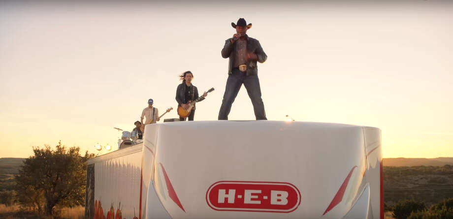 Cowboy Troy stars in the new H-E-B ad slated for the Super Bowl.Check out some of the best, and worst, ads from past big games.