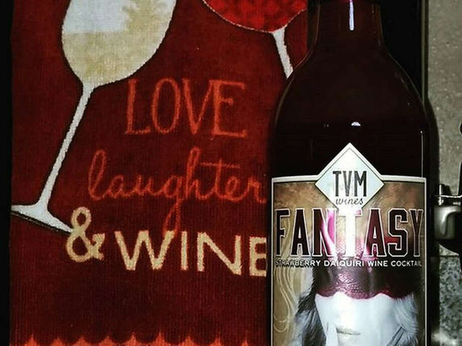 Weatherford wine maker Texas Vineyard Market recently debuted a new wine made with hemp oil. Currently for sale in several liquor stores across north Texas, the wine is attracting attention to the winery. Photo: TVM Wines Instagram