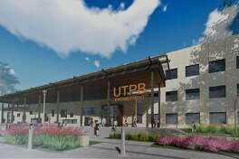 Renderings for the new engineering building at UTPB. Tim Fischer/Reporter-Telegram
