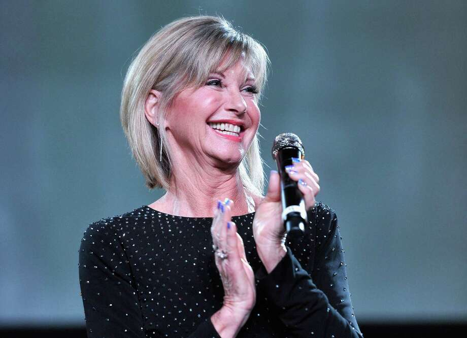 Olivia Newton-John will play the Majestic Theatre in March Photo: John Sciulli /Getty Images For G'Day USA / 2018 Getty Images