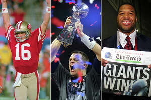Joe Montana, Tom Brady and Michael Strahan have been at the center of some of the most memorable Super Bowls played.  Which one was the best? Click through the gallery for our ranking of all 51 Super Bowls to date.