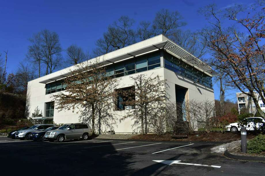 The Halstead Building at 15 Oakwood Ave. in Norwalk, Conn., on Jan. 29, 2018. The property's owner is proposing a new building for the property that would serve as an innovation center for Metroflor, a seller of luxury vinyl tiling. Photo: Alexander Soule / Hearst Connecticut Media / Stamford Advocate