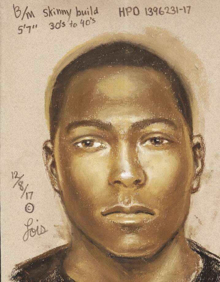Houston Police have released a sketch of a suspect in the November 5 rape of a woman at a north Houston apartment complex. Around 5 a.m., the man grabbed the victim and forced her into a dark alley at an apartment complex in the 13500 block of Northborough Drive, police said.