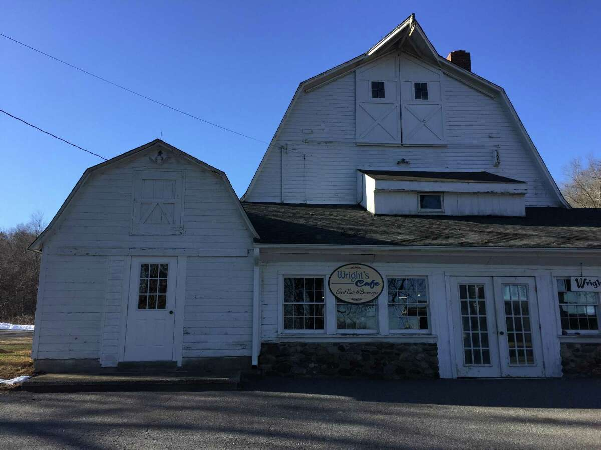 Jim and Carol Wright recently opened a cafe in Wright's Barn, adding another chapter to the history of the family property.