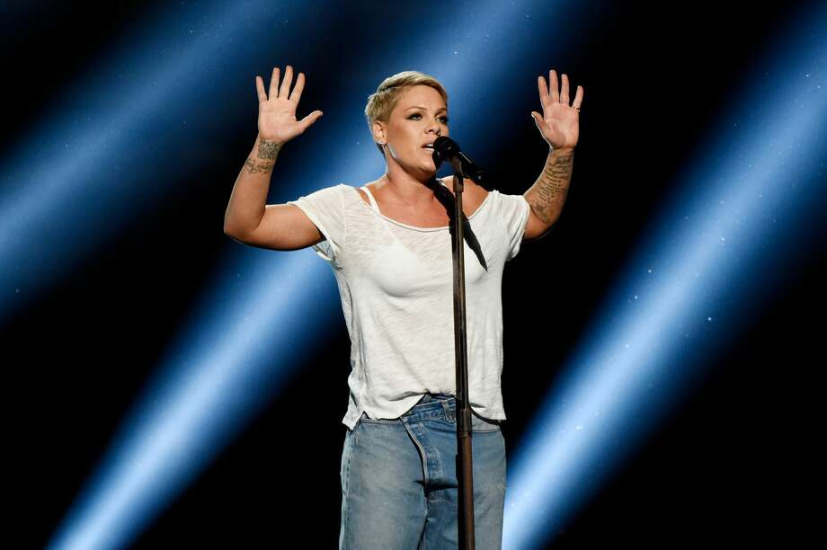 How long will it take for Pink to sing the national anthem?Over two minutes: 2-to-3Under two minutes: 11-to-10 Photo: Kevin Mazur/Getty Images For NARAS