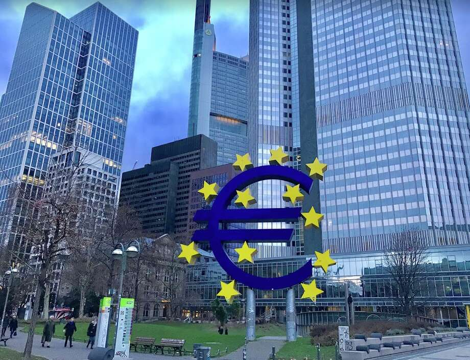 The Euro Is Strengthening Against Dollar Making Cities Like Frankfurt Pictured More Expensive