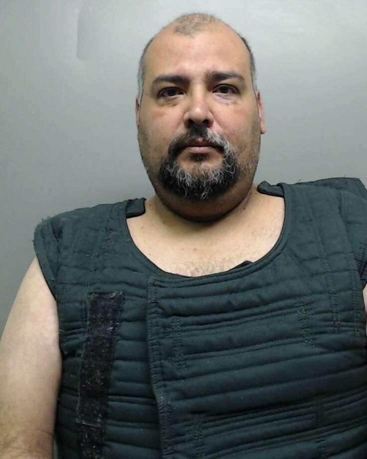 Carlos Romo Photo: Webb County Sheriff's Office /Courtesy Photo