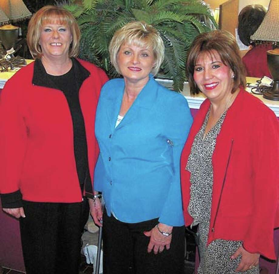 Debbie, Fran and Patricia say Staffing Resources is ready to supply the  staff you need, when and for how long you need them. They also do  fulltime placements. Call 432-684-0527 to get your staffing needs  filled! Photo: Paul Wiseman