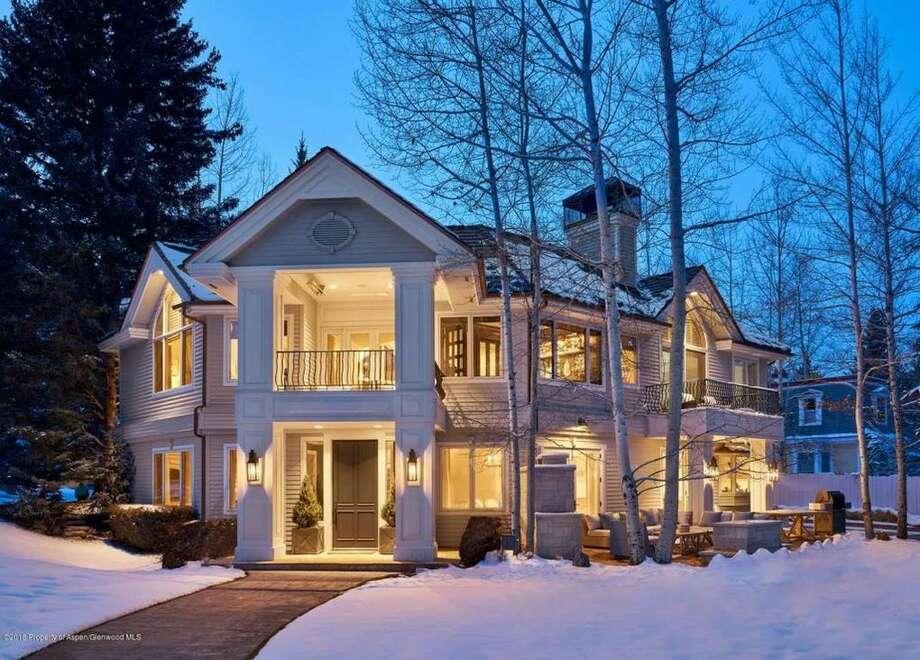 Pga star justin leonard selling awesome aspen home for 15 for Celebrity homes in aspen
