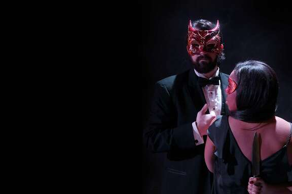 "Opera in the Heights (Oh!) will present a new look at Verdi's tale of regicide, ""Un Ballo in Maschera (A Masked Ball),"" from Feb. 16 to 24 at Lambert Hall."