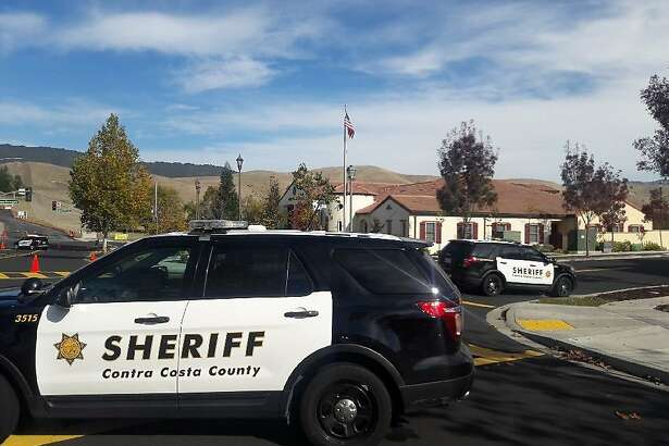 The Contra Costa County Sheriff's office is investigating a reported pipe bomb in Danville.