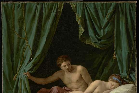 "Louis Jean Fran�ois Lagren�e, ""Mars and Venus, Allegory of Peace"" (1770)"