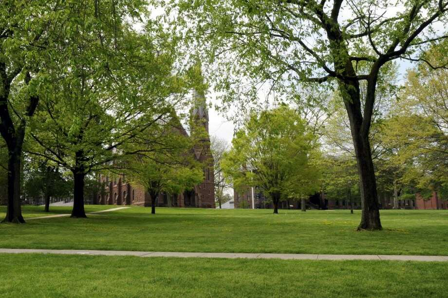 Wesleyan University in Middletown Photo: File Photo / NYTNS
