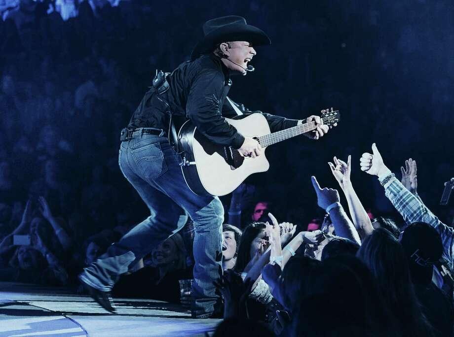 Garth Brooks. Photo: RodeoHouston / Ben Krebs