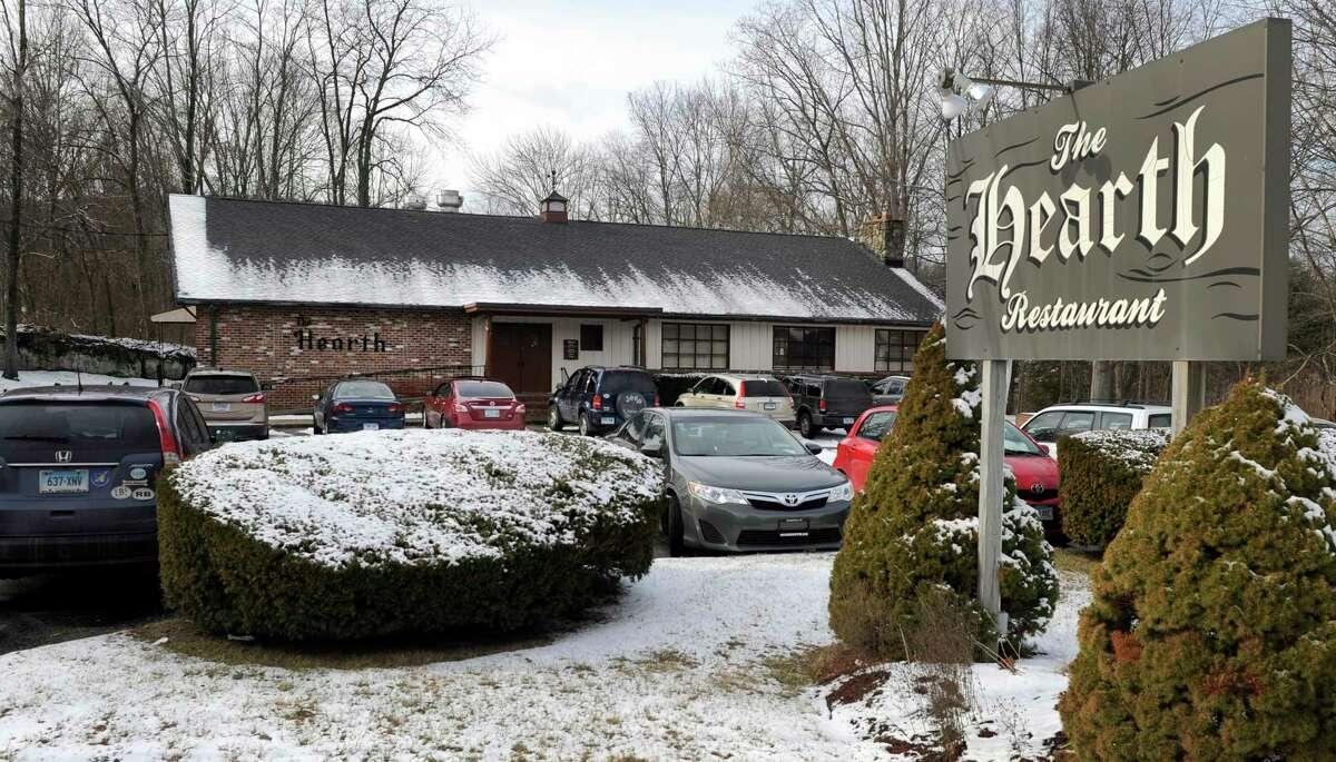 The Hearth Restaurant in Brookfield