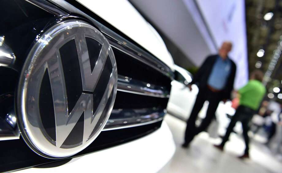 Thomas Steg, a former aide to Chancellor Angela Merkel of Germany, agreed to step down from his position at Volkswagen as an internal review proceeds into an organization sponsored by carmakers that produced research in support of the industry's political agenda, Volkswagen said. Photo: JOHN MACDOUGALL /AFP /Getty Images / AFP or licensors