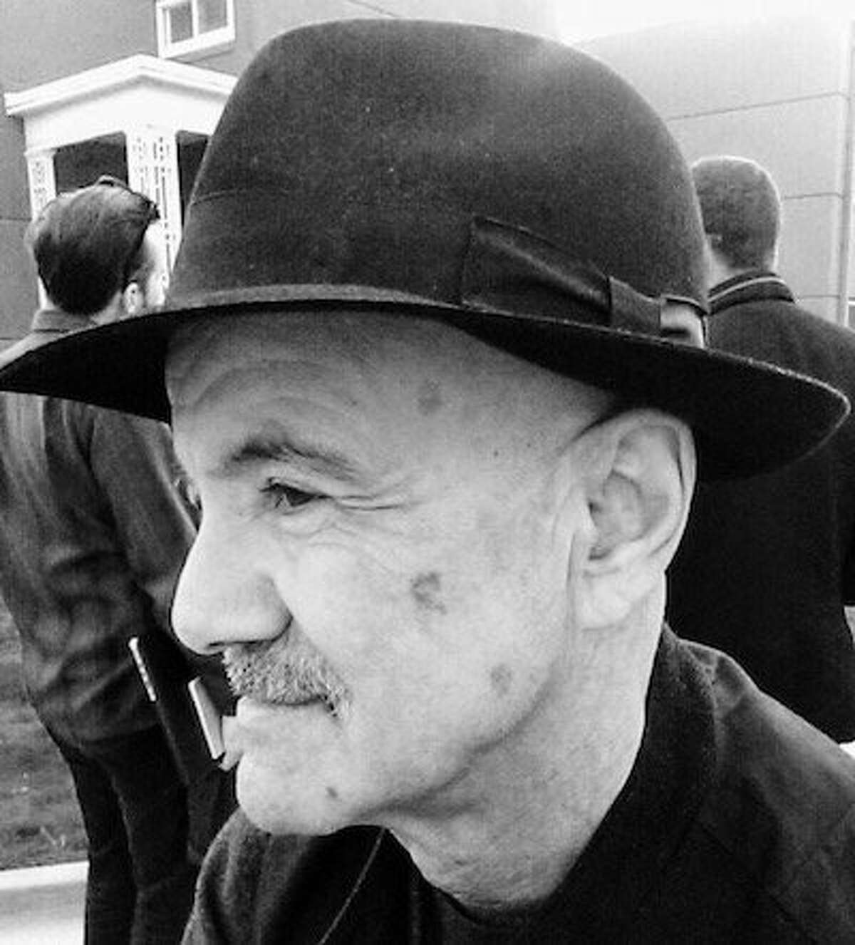 San Francisco State University theater professor Mohammad Kowsar.