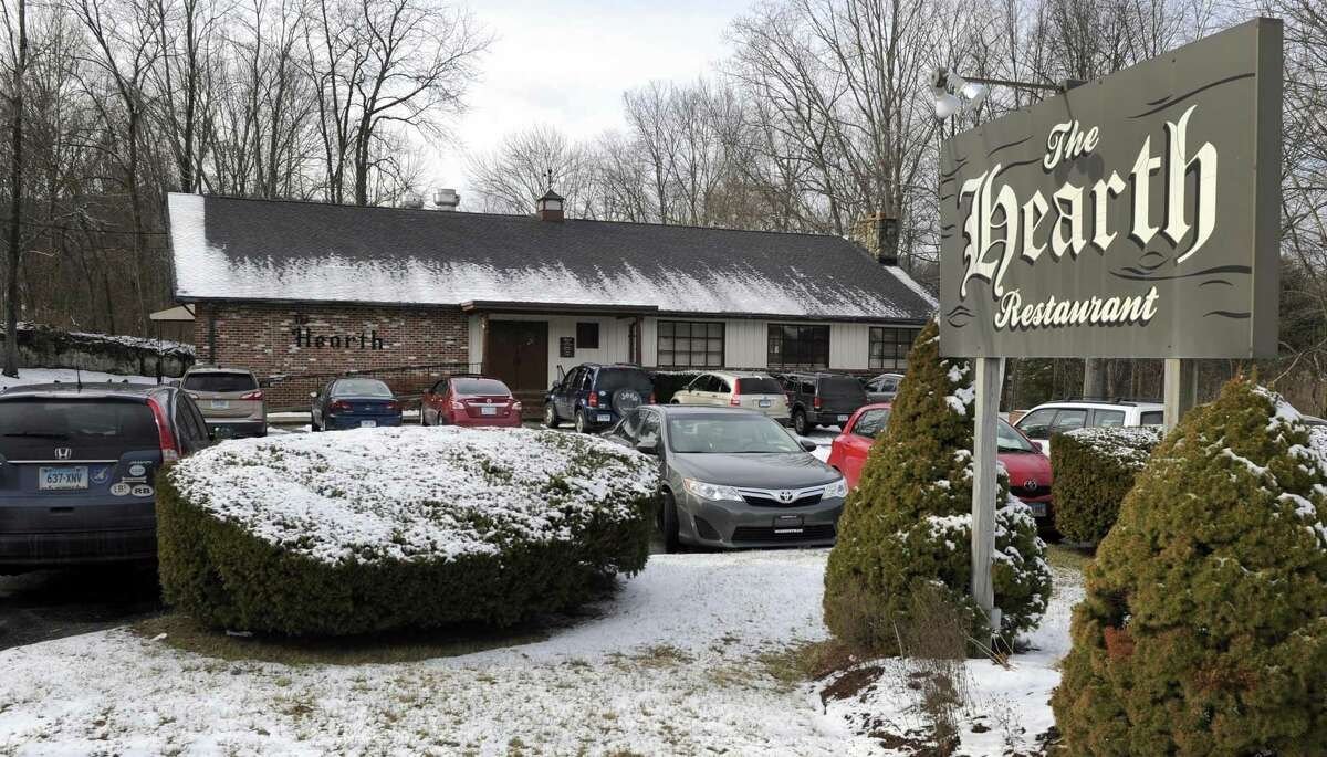 The Hearth Restaurant in Brookfield is closing on Sunday. Photo Tuesday, January 30, 2018.