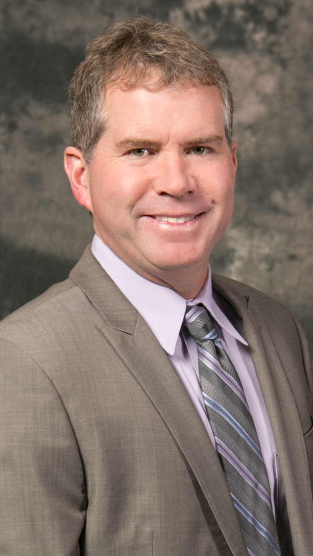 Edwardsville Mayor Hal Patton