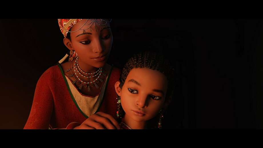 "Young Bilal is voiced by Andre Robinson in ""Bilal."" Photo: Barajoun Entertainment"