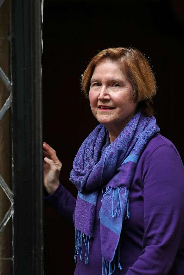 Playwright Patricia Milton in Berkeley. Photo: Scott Strazzante, The Chronicle