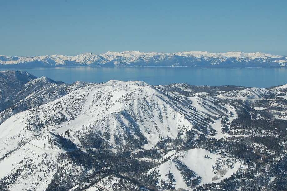 Mt. Rose Ski Tahoe Photo: Mt. Rose Ski Tahoe