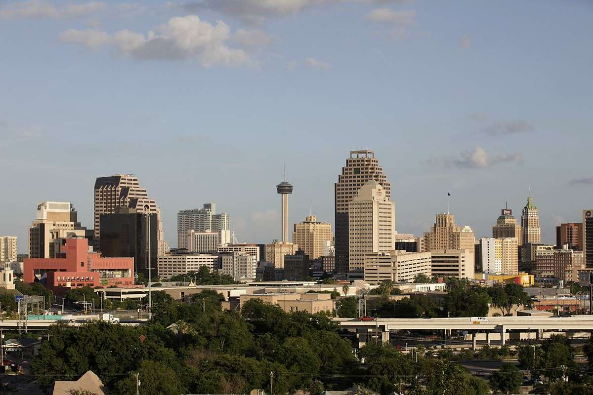 Good morning, San Antonio. Let's get your day started.