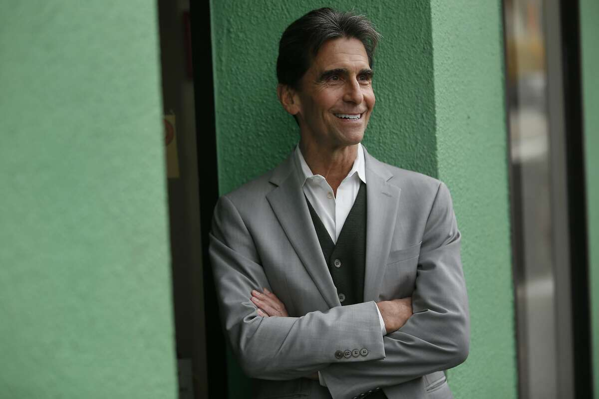 Mark Leno stands for a portrait in the Castro District, Tuesday, Jan. 2, 2018, in San Francisco, Calif. Leno is a candidate for Mayor of San Francisco.