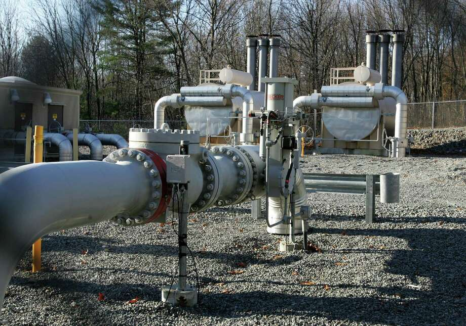 Natural Gas Pipeline Houston