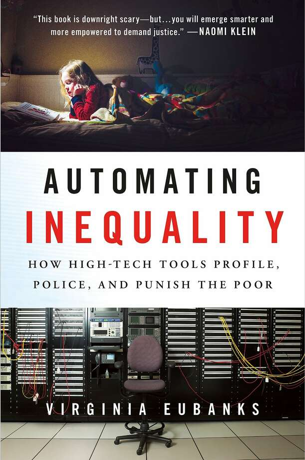 """Automating Inequality"" Photo: St. Martin's Press"