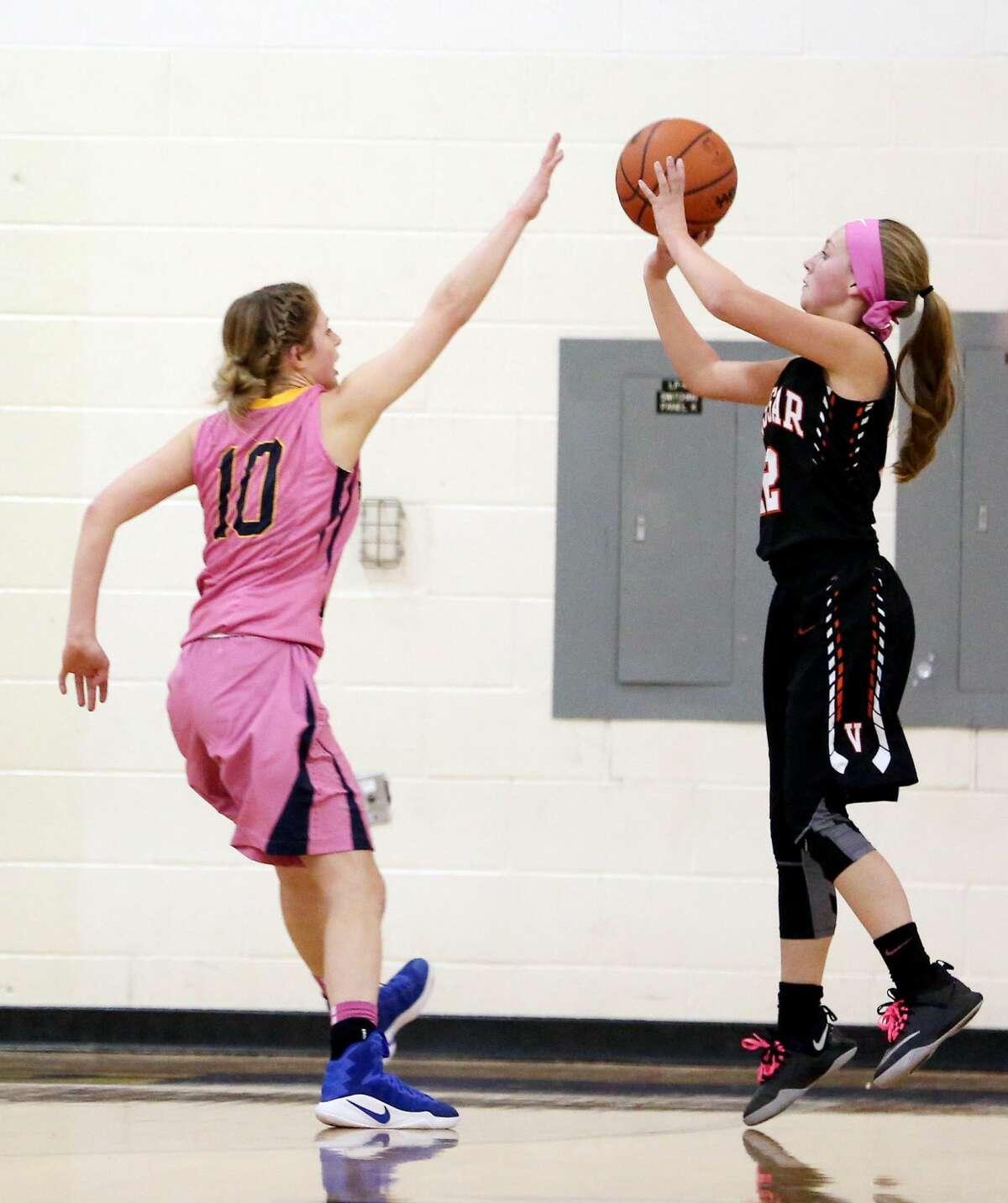 Vassar at Bad Axe - Girls Basketball 2018