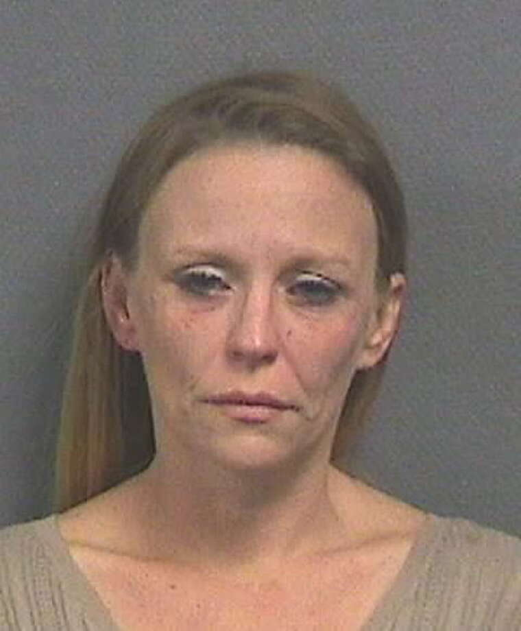 Melissa Jenny was arrested in December 2017 on a third charge of DWI. Photo: Houston Police Department