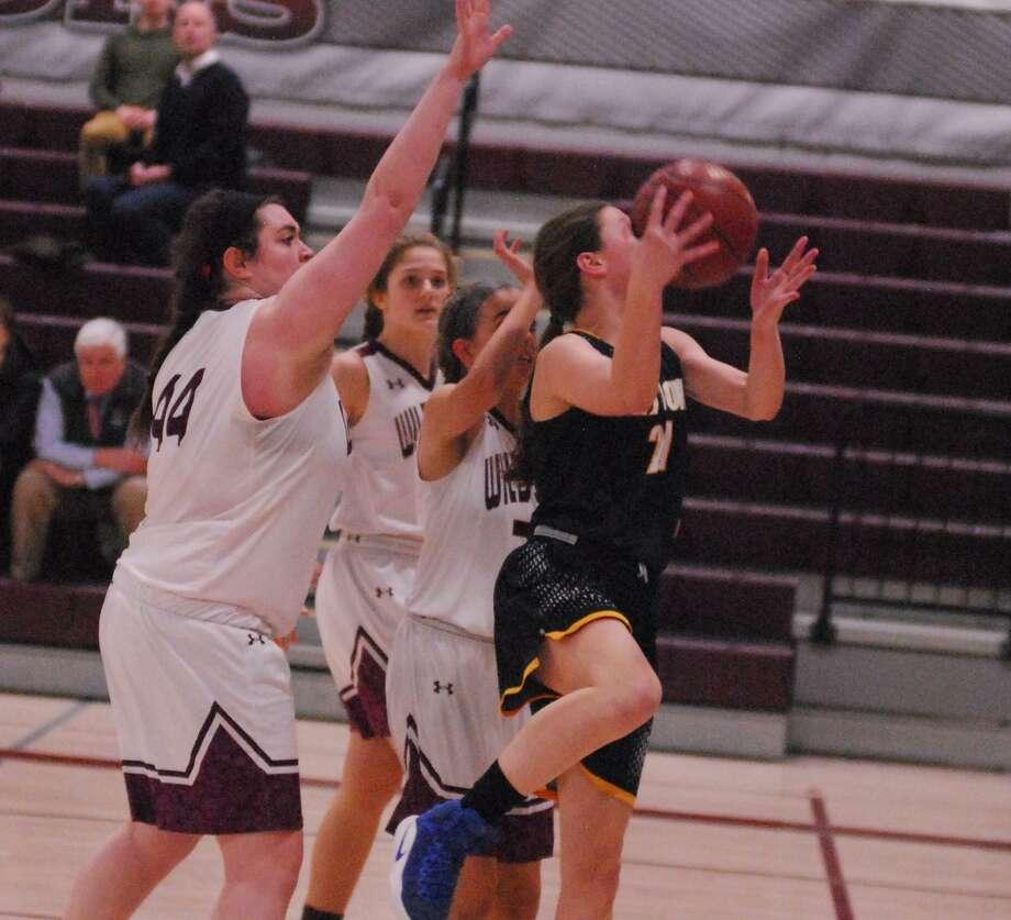 Girls Basketball Bethel Gets Defensive In Win Over Weston
