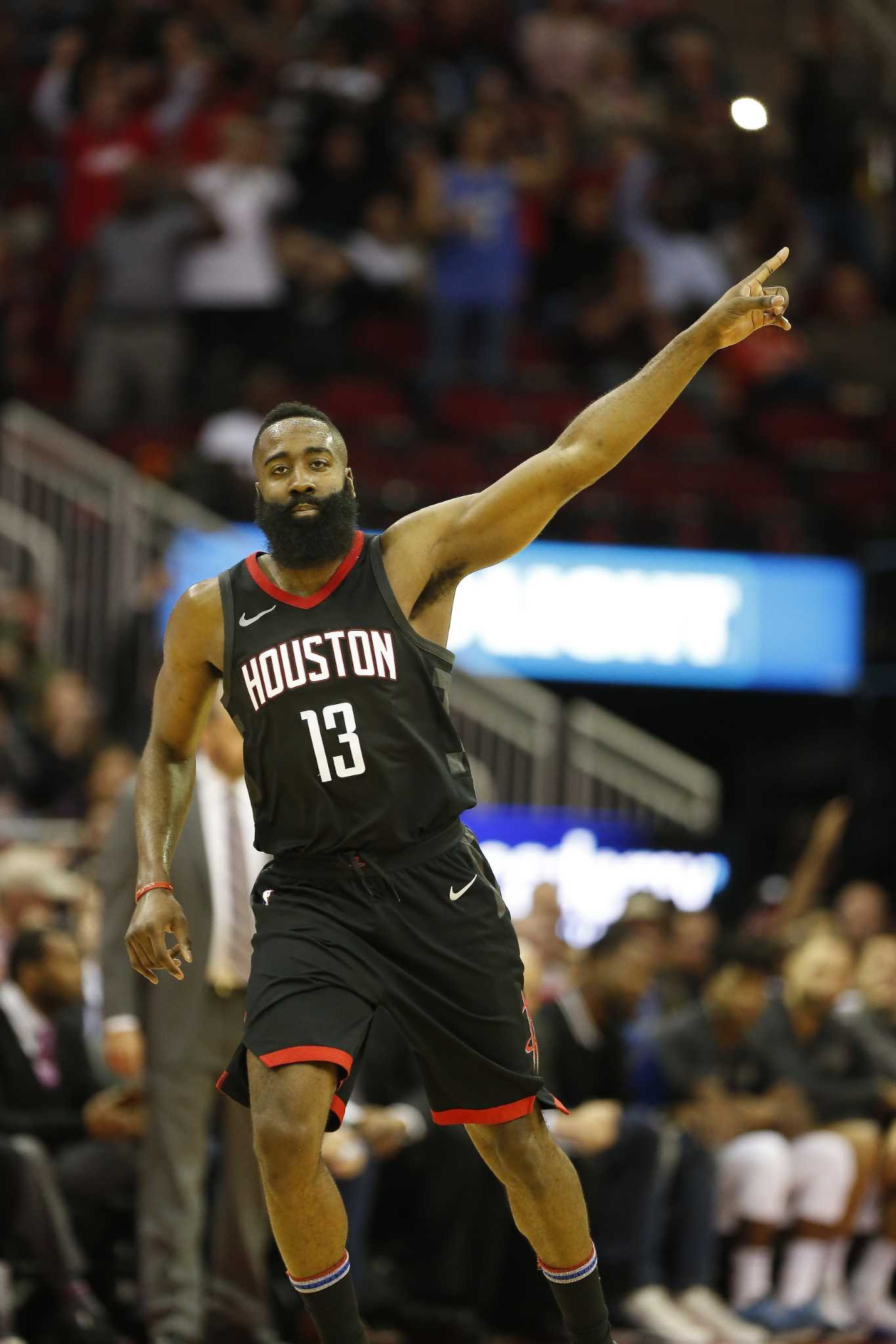 609ba95bc36 Bobby Brown told Rockets  James Harden to score 60
