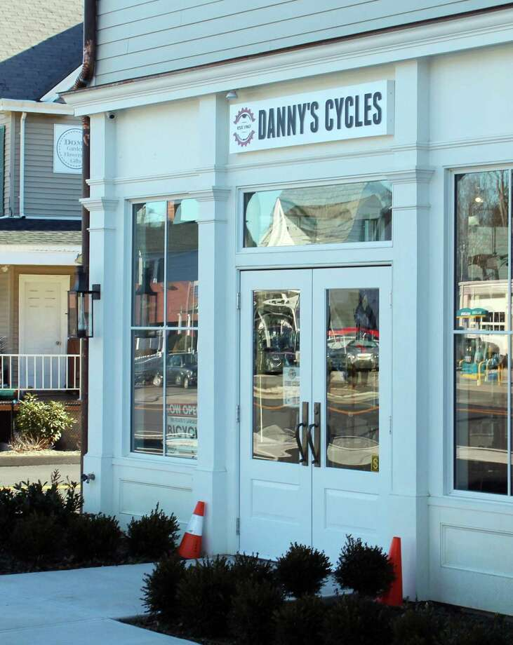 Danny's Cycles opened a location on Post Road in Darien, Conn. in October 2017 Photo: Erin Kayata / Hearst Connecticut Media / Darien News