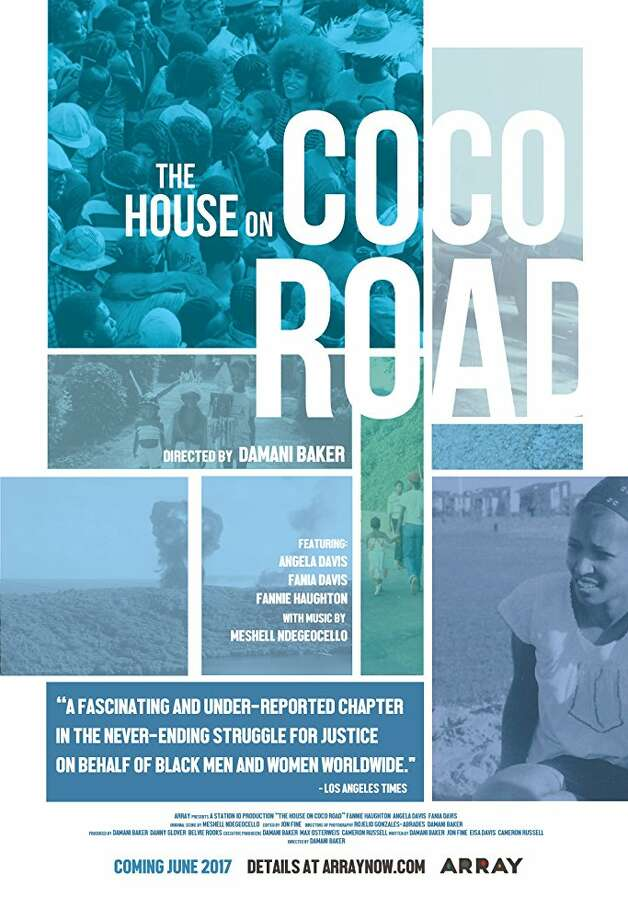 Poster for The House on Coco Road
