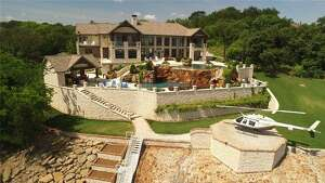 362 Thompson Heights in Denison     List price : $6.75 million   Size : 11,550 square feet
