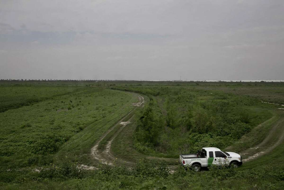 FILE -- A U.S. Border Patrol vehicle at the Mexico-U.S. border near McAllen, Texas, March 25, 2014. Civil rights lawyers and some members of Congress have argued that Customs and Border Protection works according to its own rules, resisting calls for greater transparency. (Todd Heisler/The New York Times)