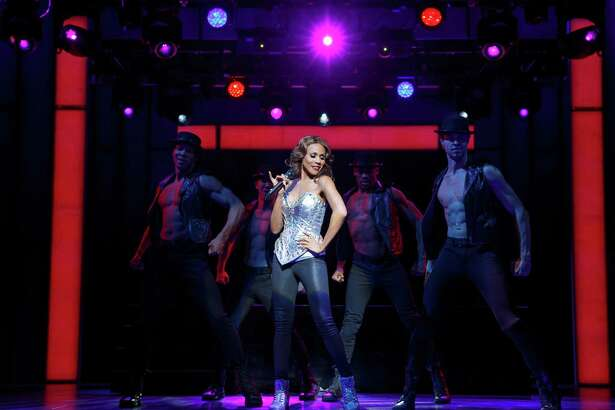 "Deborah Cox stars in ""The Bodyguard — The Musical"" at Proctors. (Photo by Ruth Marcus/The Bodyguard.)"