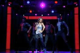 """Deborah Cox stars in """"The Bodyguard — The Musical"""" at Proctors. (Photo by Ruth Marcus/The Bodyguard.)"""