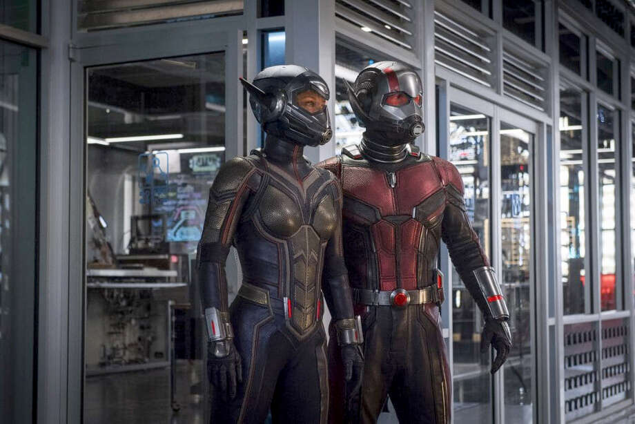 """Ant-Man and The Wasp""