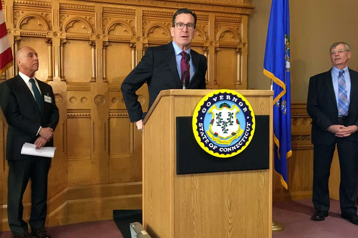 Dannel P. Malloy on Wednesday came out in support of tolls that could raise up to $800 million a year for the state.