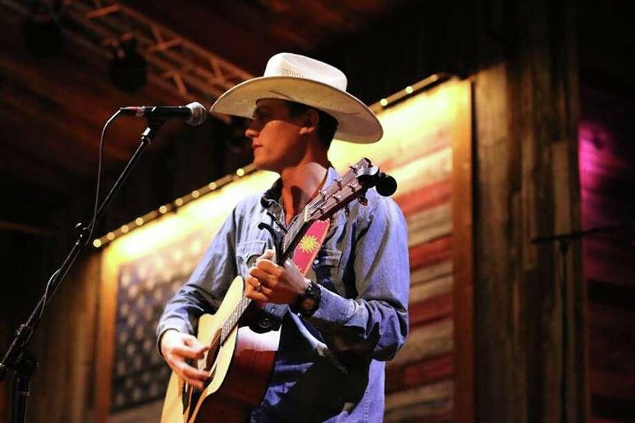 Vidor country musician Reagan Woodside. Photo courtesy of Reagan Woodside Photo: Photo Courtesy Of Reagan Woodside